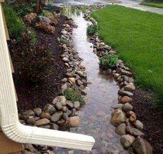 Front Yard Rock GardenLandscaping Ideas (60)