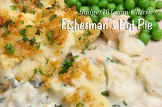 Tasty Fishermans Pie- dirt cheap and delicious