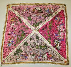 Pucci 1950's Silk Scarf — The Metropolitan Museum of Art