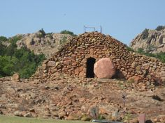 The Holy City of the Wichitas  ..Lawton, Oklahoma  THE STONE WAS ROLLED AWAY!