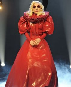 LADY GAGA THE 1ST...!!!