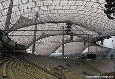 https://flic.kr/p/4zr7mG | Munich Olympic Stadium Behnisch Frei Otto 1972 3