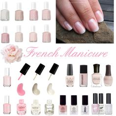 A beauty collage from May 2015 featuring manicure pedicure kit, deborah lippmann nail polish and sparitual nail polish. Browse and shop related looks.