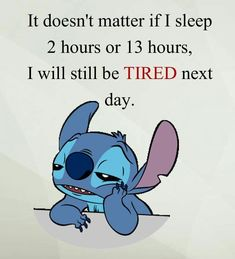 new disney quotes stitch funny Funny True Quotes, Funny Relatable Memes, Cute Quotes, Funny Texts, Funny Humor, Lilo And Stitch Memes, Stich Quotes, Funny Disney Jokes, Cute Stitch