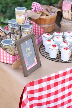 Backyard BBQ Summer Party Ideas | Photo 2 of 58