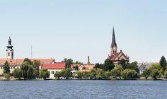 Királynői nászajándék a Duna partján