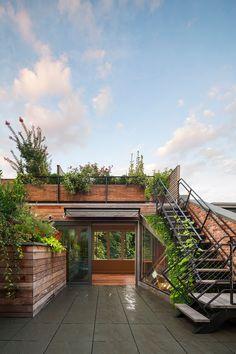 Roof top decks