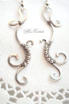 joyería de plata pendientes aretes de perlas pendientes
