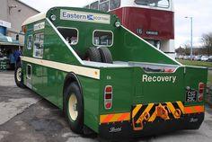 https://flic.kr/p/7QR24u | CSG 29C - 1965 Bristol Lodekka Tow/Recovery Bus - Eastern Scottish E6
