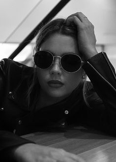 "Ashley Benson for Privé Revaux ""Icon Collection"""