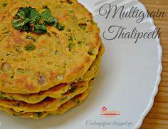 Cookingisfunn: Multigrain Thalipeeth