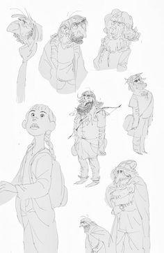 Juliaon Roels ✤    CHARACTER DESIGN REFERENCES   キャラクターデザイン   çizgi film • Find more at https://www.facebook.com/CharacterDesignReferences & http://www.pinterest.com/characterdesigh if you're looking for: bande dessinée, dessin animé #animation #banda #desenhada #toons #manga #BD #historieta #sketch #how #to #draw #strip #fumetto #settei #fumetti #manhwa #cartoni #animati #comics #cartoon    ✤