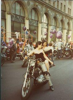 PrideParade1983 05 - Dykes on Bikes - Wikipedia