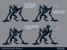 Pacific Rim Kaiju, Pacific Rim Jaeger, Monster Design, Animation Series, Creature Design, Crow, Something To Do, Concept Art, Sci Fi