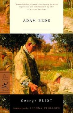 an analysis of eliots adam bede In this lesson, we will learn the story of 'adam bede,' written by george eliot this story was george eliot's first published novel, and it.