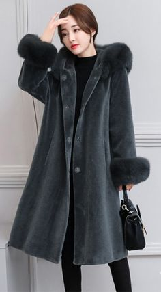 Women's Daily Going out Simple Casual Winter Fall Coat