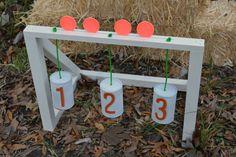 DIY BB Gun Target | Little Red Brick House