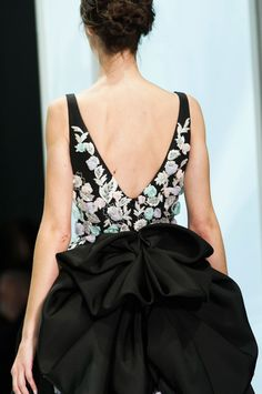 Ralph & Russo at Couture Spring 2015 - StyleBistro