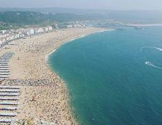 #nazare #praia #verao