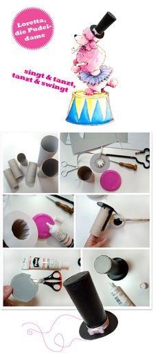 sonja egger DIY Klorollen-Zylinder
