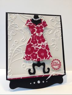 All Dressed Up - Stampin' Up