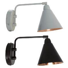 Nattbordslamper til hytta! House Doctor Game Vegglampe 20 cm