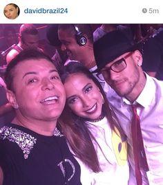 David Brazil, Anitta and Neymar