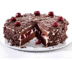 Schwarzwälder Torte Sans Gluten Thermomix, Cake Recipes, Dessert Recipes, Tiramisu, Deserts, Low Carb, Pudding, Sweets, Snacks