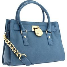 Wish I could afford something like this -- Michael Kors Hamilton East/West Satchel