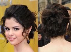#prom hairstyle