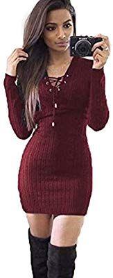 f6f5a5d09 Vestido de Punto de Mujer