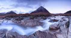 https://flic.kr/p/B5ALSn | River Coupall, Scotland | The River Coupall on…