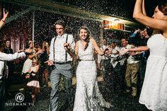 wedding send off.  bride and groom wedding photography. the keeler property.