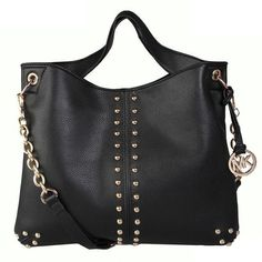 $66.99 Michael Kors Outlet Uptown Astor Large Black Shoulder Bags Most bags are under $70!Sweets!