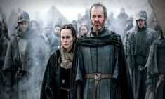 NEGATIV_GAME OF THRONES_THE DANCE OF DRAGONS_Selyse Baratheon, Stannis Baratheon
