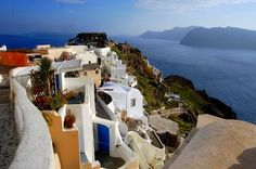 Oia village , Greece Photo by feray umut -- National Geographic Your Shot