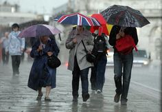 Put The Kettle On, Talk About Rain: The Top 50 British Traits Are Revealed