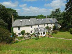 Detached House for sale Black Torrington, Beaworthy, Devon EX21 5HS