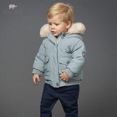 Down Parka, Down Coat, Kids Winter Jackets, Winter Baby Boy, Hooded Winter Coat, White Ducks, Duck Down, Baby Girl Dresses, Winter Wear