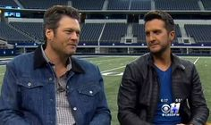 Luke Bryan and Blake Shelton Only Need Two Beers To Come to Your House and Be Your Friend