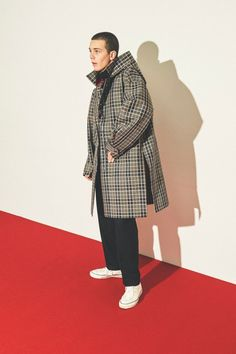 Oversized Coat, Winter Looks, Fashion Addict, Editorial, Swag, Normcore, Coats, How To Wear, Collection