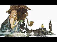 (12) Audiokniha Pohádky - Sherlock Holmes: Mairowitz Sherlock Holmes a případ Karel Marx - audi - YouTube