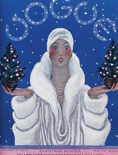 Vogue Christmas 1929