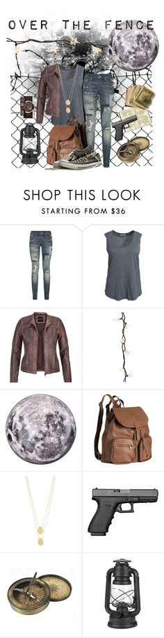 """Over the Fence"" by supercaliswagalious ❤ liked on Polyvore featuring Polo Ralph Lauren, Hunkydory, maurices, Diesel, H&M, Jennifer Zeuner, Moleskine, women's clothing, women's fashion and women"