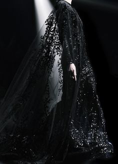 "A sparkling ""mourning"" gown for Cersei when Robert dies"