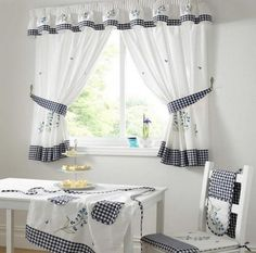 tende da bagno finestra - Cerca con Google | Shabby chic kitchen ...