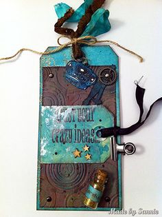 tag by Sandra Mouwen - inspired by Stardust movie (Whoopsie!)