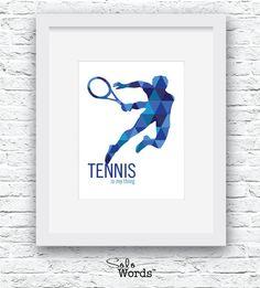 Hey, I found this really awesome Etsy listing at https://www.etsy.com/listing/265108059/tennis-digital-print-tennis-print-tennis