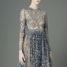 Fashion Inspiration | Runway: Valentino Pre-Fall 2015 -- a few favourite looks from the collection of 97, by Victoria Berezhna