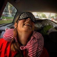 Op weg naar #lowlands17 nu al moe